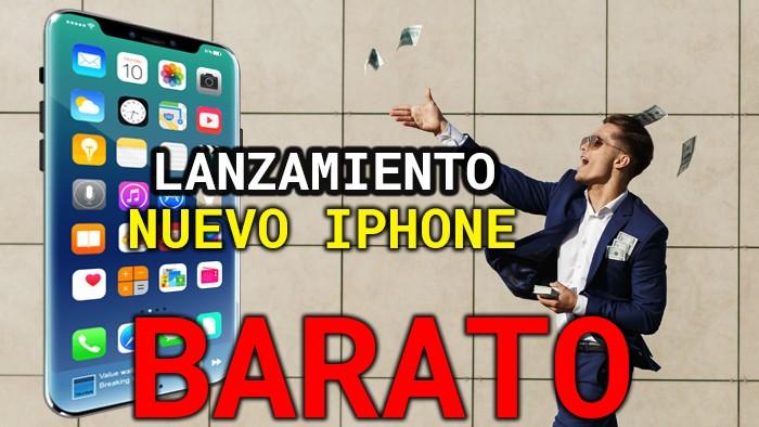 NUEVO IPHONE BARATO