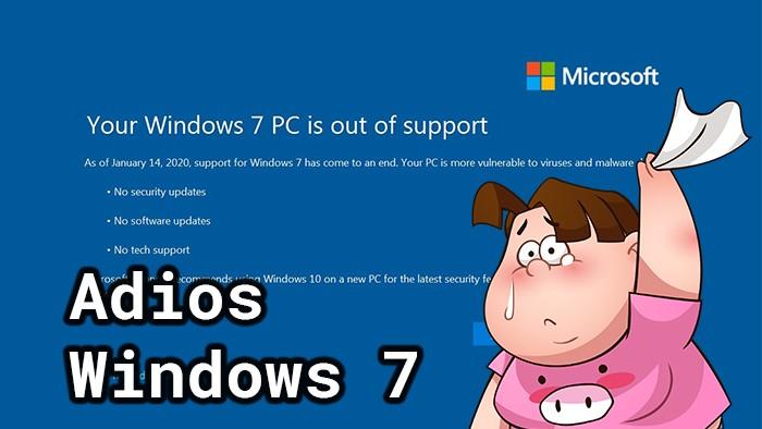 windows 7 expirado
